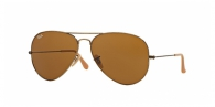 Ray-ban RB3025 AVIATOR EFFECT AGED 177/33