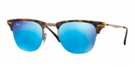 Ray-ban RB8056 CLUBMASTER LIGHT RAY TITANIUM 175/55
